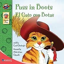 Puss in Boots: El Gato con Botas - Bilingual English and Spanish Children's Fairy Tale Keepsake Stories, Pre K - 3