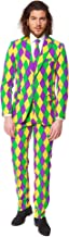 OppoSuits Men's Poker Face Party Costume Suit