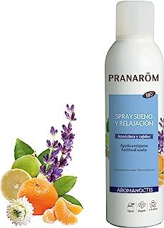 PRANAROM Spray SUEÑO Y RELAJACION ATMOSFERA Y Tejidos Bio (, Único