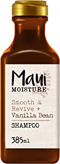 Maui Moisture Smooth and Repair Vanilla Bean Champú para Cabello Encrespado - 385 ml