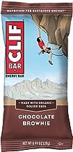 CLIF BAR - Mini Energy Bar - Chocolate Brownie - (0.99 Ounce Snack Bar, 20 Count)
