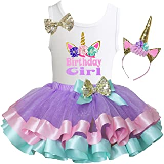 birthday tutu outfit