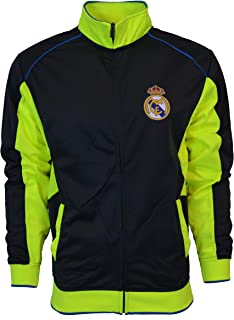 Real Madrid Jacket Track and Beanie Soccer Adult Sizes Soccer Football Official Merchandise