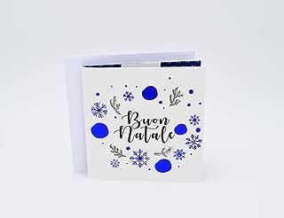 Italian Joy 86-202 Christmas Greeting Card Can Be Added, 1 Piece