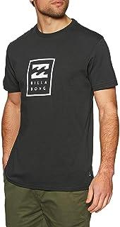 Billabong Unity Stacked Mens Short Sleeve T-Shirt X Large Black