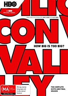 Silicon Valley: Season 6 (DVD)
