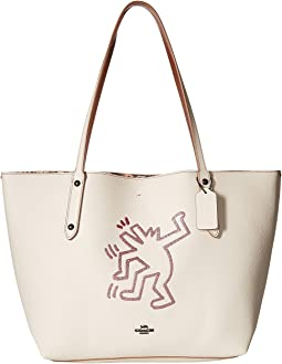 COACH - Keith Haring Market Tote