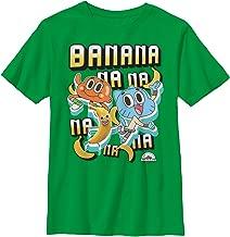 banana song the amazing world of gumball