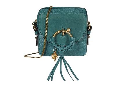 See by Chloe Joan Mini Camera Bag (Hazy Pine) Shoulder Handbags