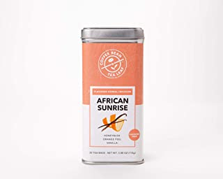 The Coffee Bean & Tea Leaf African Sunrise Honeybush Infusion, 80 Count