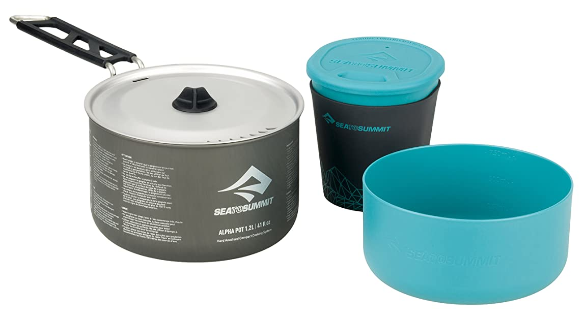 Sea to Summit Alpha Cook Sets
