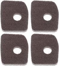HIPA (Pack of 4) 4241 120 1800 Air Filter for STIHL BG56 BG66 BG86 SH56 SH86 BR200 Blower