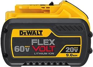 DEWALT DCB609 20V/60V MAX FLEXVOLT 9.0Ah Battery