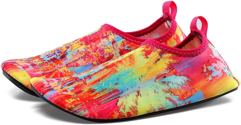 Kissavi Women Water Quick Dry shoes Barefoot Ladies Aqua Sock Athletic Swim Skin shoes