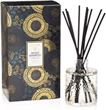 product image for Voluspa Moso Bamboo Home Ambience Reed Diffuser, 3.4 Fluid Ounces