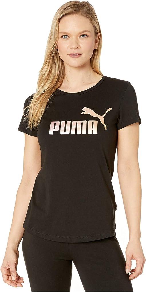 Puma Black/Rose Gold