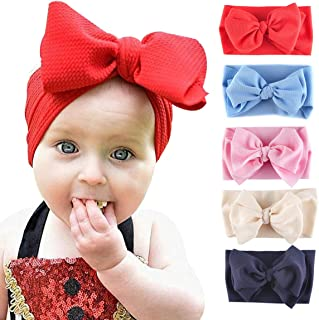 oversized baby bows