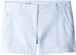 Seersucker Everyday Shorts (Toddler/Little Kids/Big Kids)