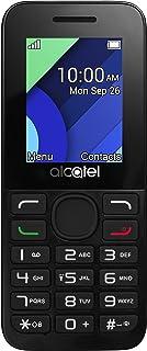 Celular Alcatel 1054D Dual Sim Tela 1.8 Preto