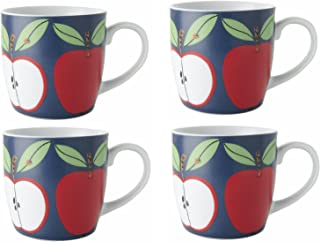 Now Designs Delicious Mugs, Set of 4