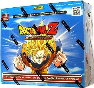 DBZ EVOLUTION Booster Box - 2015 Dragonball Z TCG Card Game! 24 packs!!