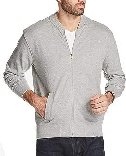 Men's Knit Full-Zip Sweater