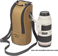 S LXH//EIRMA Portable Ultra-Light Camera Bag or Lens Bag for Canon 1000D//450D//500D//550D//600D 18-55mm Lens or Nikon D3100//D3000//D60//D50//D40//D30 18-55mm Lens and Other Similar Camera /& Lens
