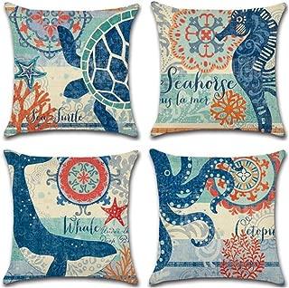 Best beach pillow covers Reviews