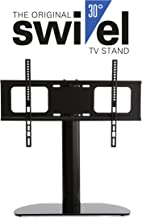 HTA3770 Universal Replacement TV Stand/Base with Swivel Feature fits Most 37