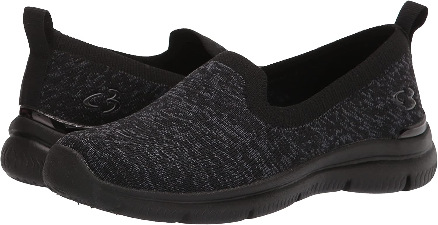 Concept 3 by Skechers Women's Comfy Vibes Sneaker