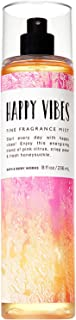 Bath and Body Works Fine Happy Vibes Fragrance Mist 8 Fluid Ounce