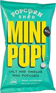 Popcorn Shed Salt and Vinegar Mini Popcorn,