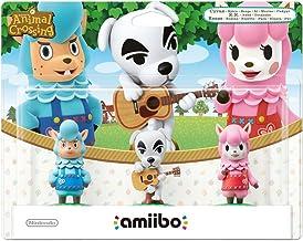 Nintendo - Pack 3 Figuras Amiibo (Totakeke, Al, Paca