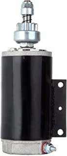 OCPTY Starter Fit for E120TL/TX 1985-1994/1985-1987 1.8L-110ci-120 HP/1988-1994 2.0L-122ci-120 HP E140CX/TL1988-1994/1985-1987 2.0L-122ci-140 HP Johnson Engines - Marine Outboard 5721N