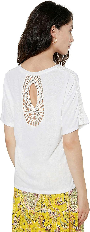 Desigual TS/_Clementine T-Shirt Donna