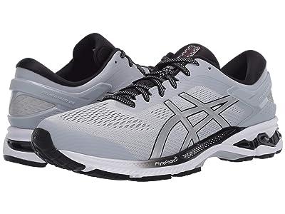 ASICS GEL-Kayano(r) 26 (Piedmont Grey/Pure Silver) Men