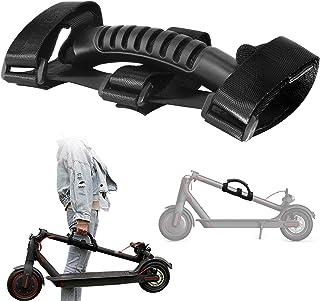 Cintura per Scooter Elettrico, Lavoro Risparmio Maniglia Bendaggio per Xiaomi Mijia M365 Maniglia a Pedale Portatile, Mono...