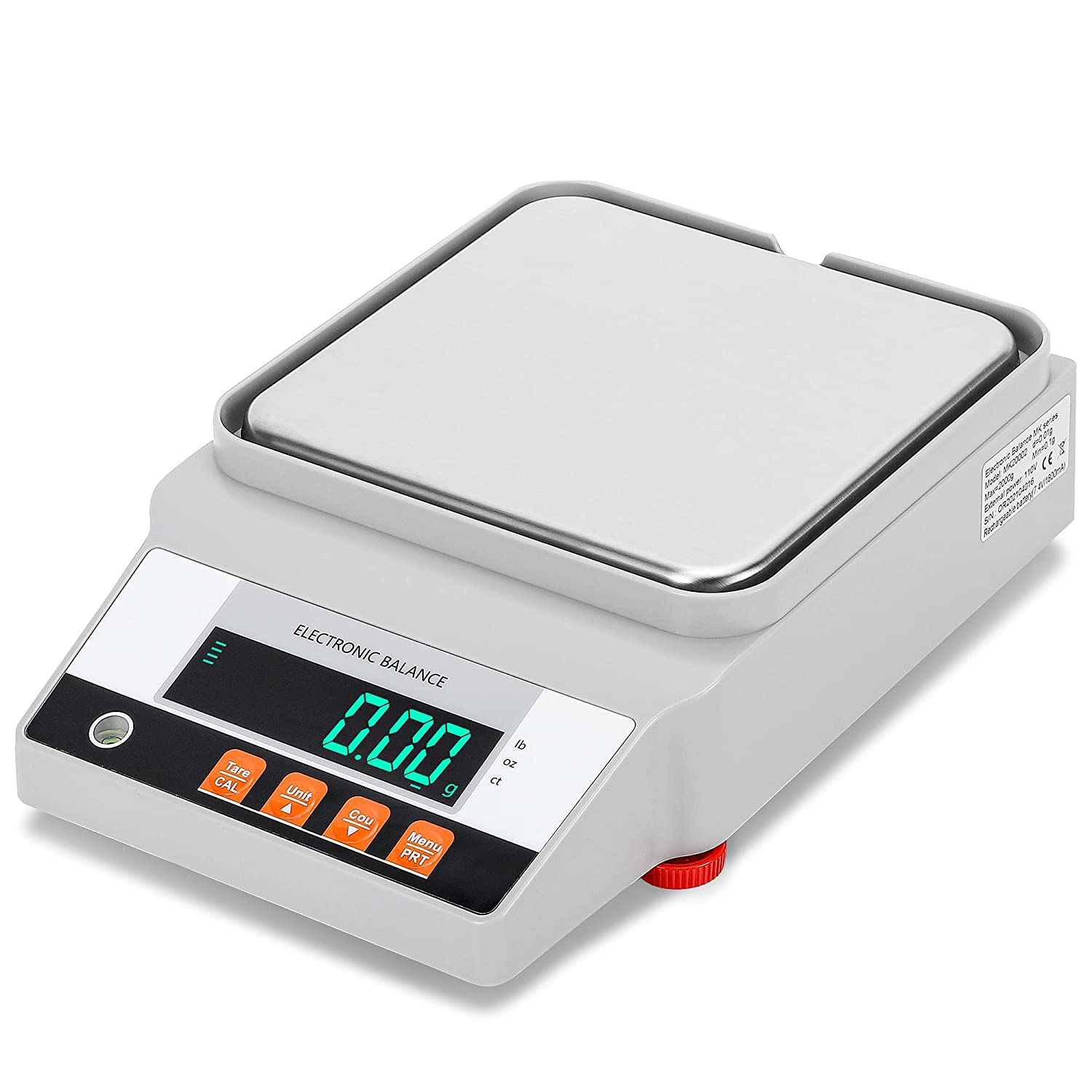 Bonvoisin Lab Scale Rechargeable Outlet ☆ Free Shipping 0. Electronic Balance Precision Colorado Springs Mall