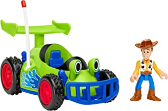 Fisher-Price Disney/Pixar Toy Story R/C & Woody