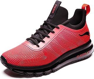 ONEMIX Laufschuhe Herren Leichte Sportschuhe mit Luftpolster Turnschuhe Fitness Schuhe Sneakers