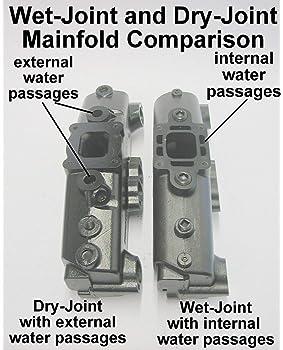 Explore Exhaust Manifold Gaskets For Mercruiser Amazon Com