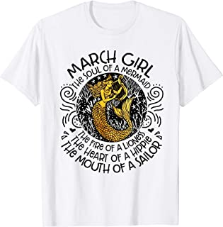 march girl shirt