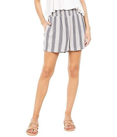 Volcom Coco Smocked Shorts (Multi) Women
