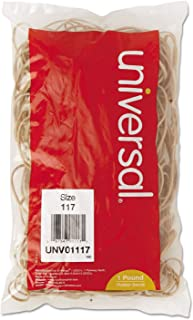 Universal 01117 Rubber Bands, Size 117, 7 x 1/8, 210 Bands/1lb Pack