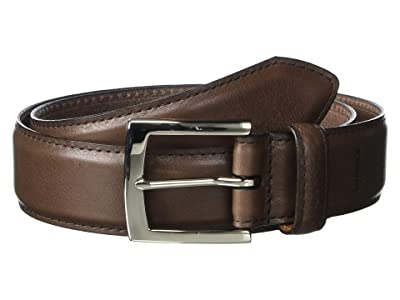 Shinola Detroit 1 1/2 Bedrock Belt (Dark Brown) Men