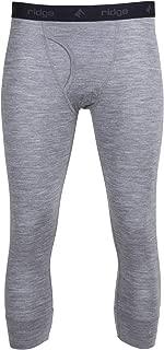 Ridge Merino Men's Aspect Midweight Merino Wool Bottom - 3/4 Length