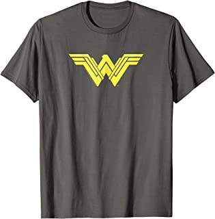 Batman v Superman Clean Line Logo T Shirt