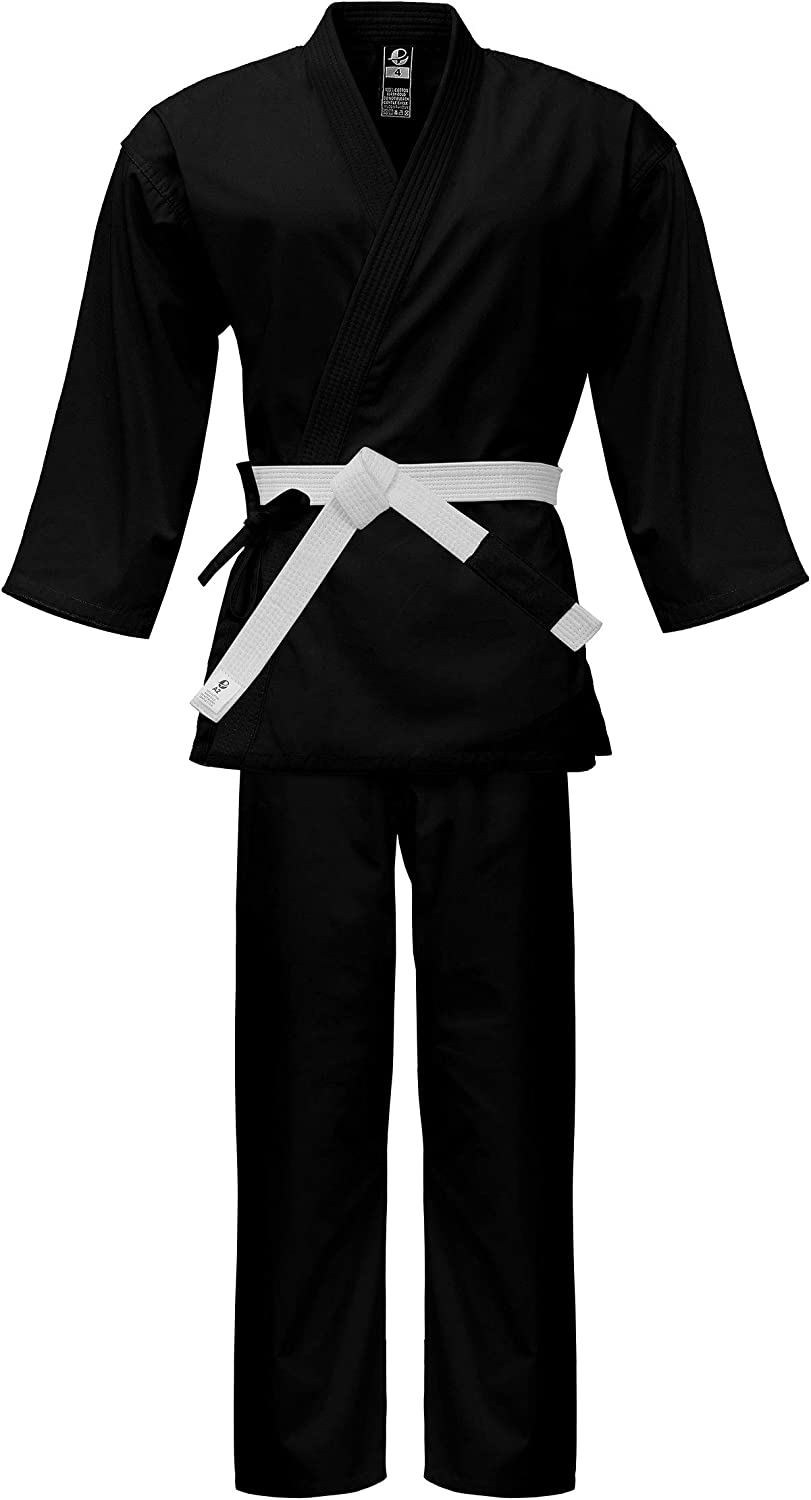 Ultimate 超歓迎された - Middle Weight Karate Uniform Adults Kids for ショップ Unise Gi