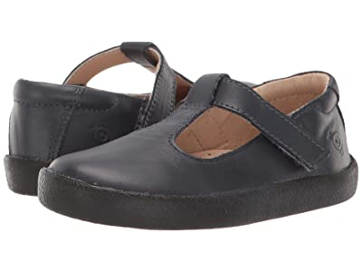 Old Soles Tod T (Toddler/Little Kid) (Navy) Girl