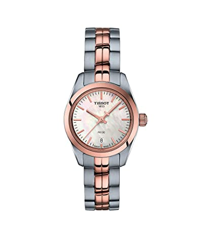 Tissot PR 100 Lady Small T1010102211101 (Rose Gold/Silver) Watches
